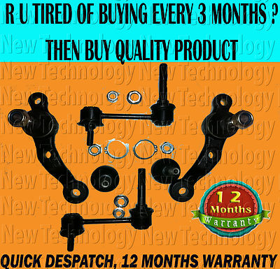 For Lexus Is200 Is300 Altezza 2.0 3.0 Front Upper Lower Ball Joint Stabilizer Link 6