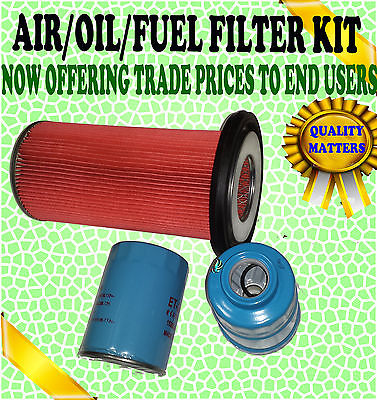 Nissan Vanette Serena Largo 2.0 Td Cd20 Engine 91-99 Air Oil Fuel Filter Kit