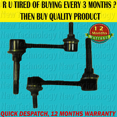 For Toyota Chaser 1.8 2.0 2.4 2.5 92-01 Front Stabilizer Anti Roll Drop Link Bar Pair